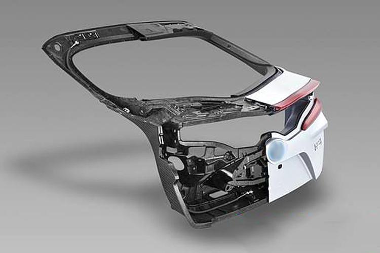 Automobile-Kunststoff-Teile